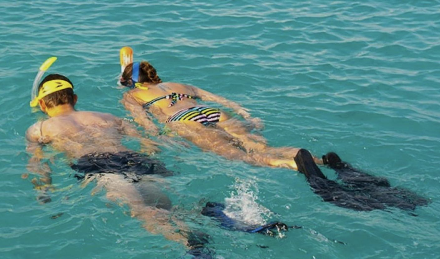 PADI Skin Diving Course