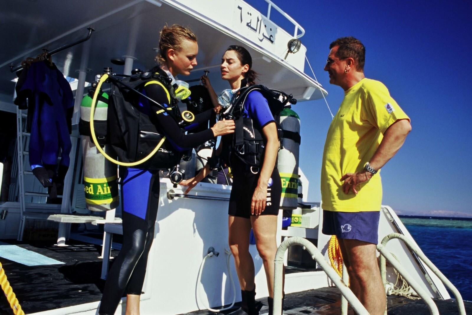 PADI Enriched Air Diver