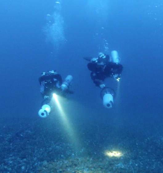 PADI Diver Propulsion Vehicle