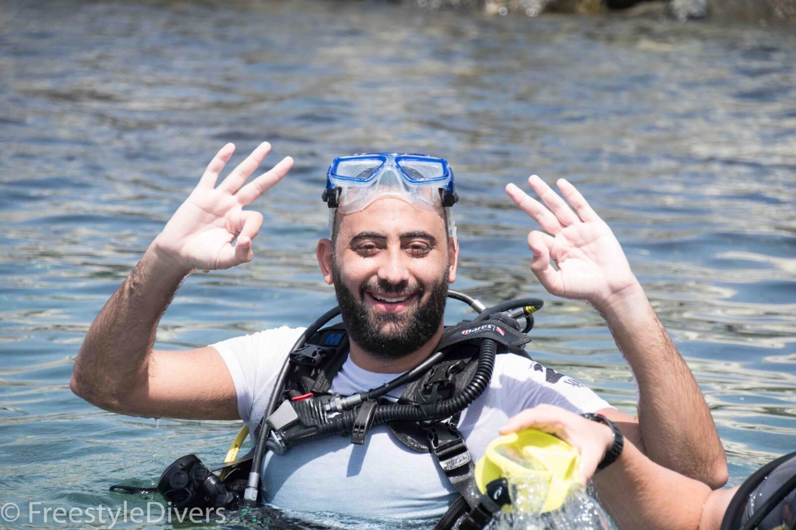 PADI Discover Scuba Diving (DSD) – Half Day