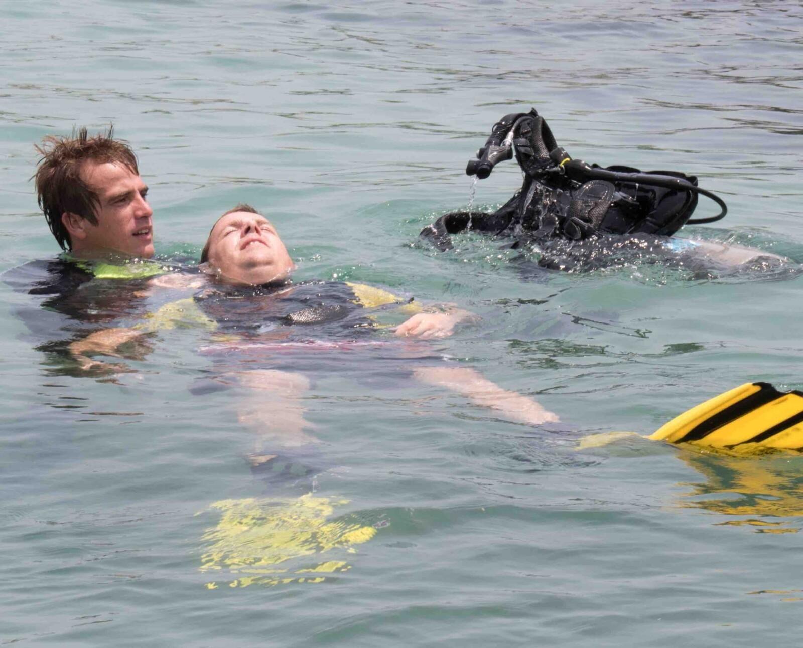 RAID Master Rescue Diver
