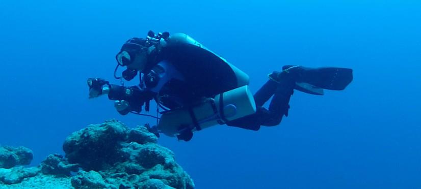 UTD Tech 1 Diver – Trimix