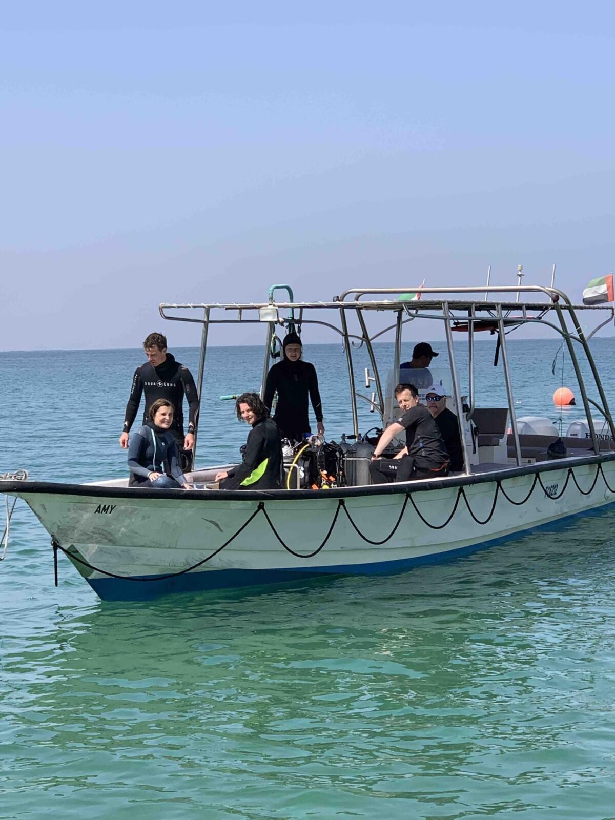 RAID Boat
