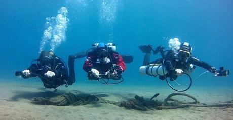 UTD Rec 3 – Master Diver