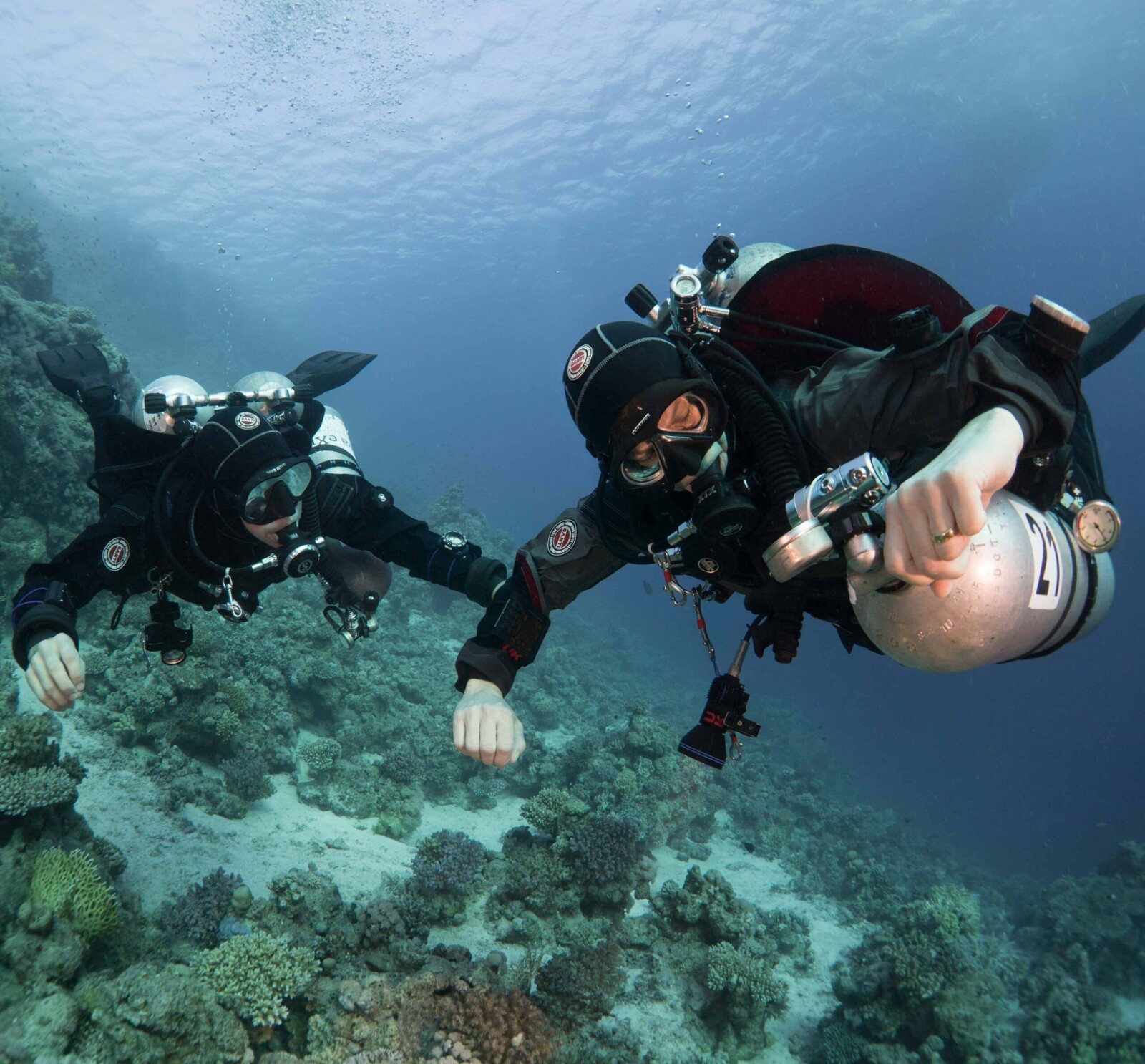 GUE Technical Diver 1